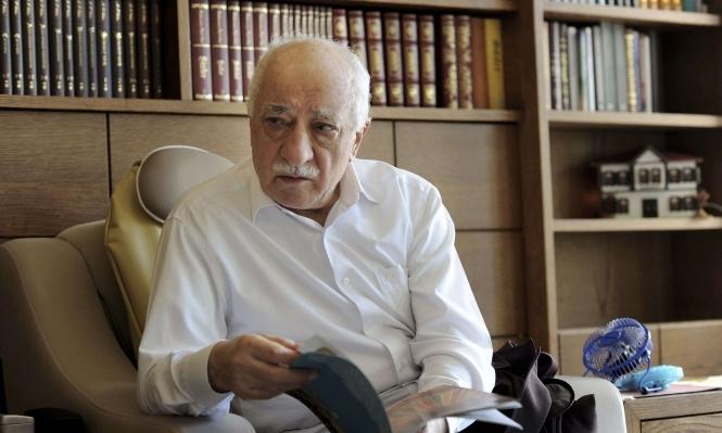 وزير العدل التركي يبحث في واشنطن تسليم غولن