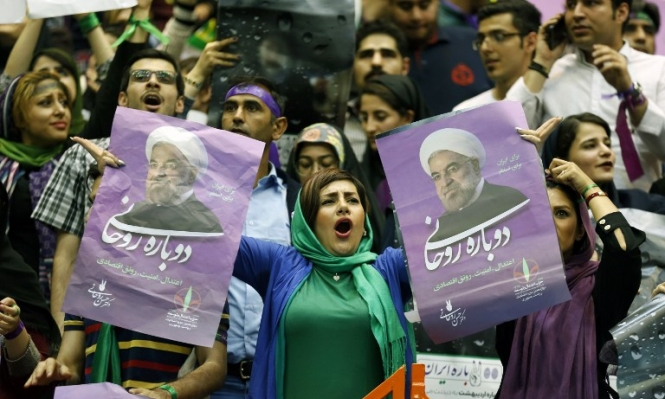 لمحة عن المرشحين الرئاسيين في إيران