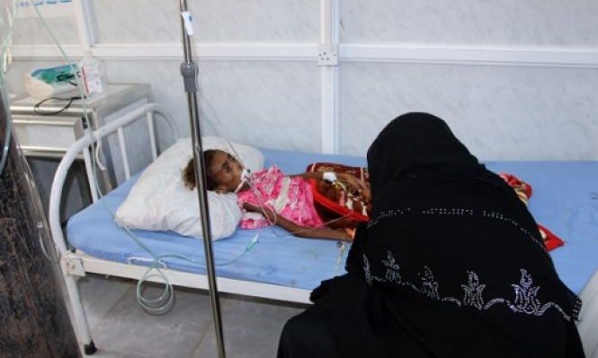 اليمن: 242 وفاة و23500 إصابة جراء الكوليرا