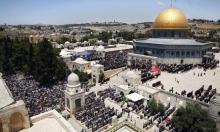 مدير الأوقاف يدعو لإعادة الوضع بالحرم القدسي لما قبل العام 2000