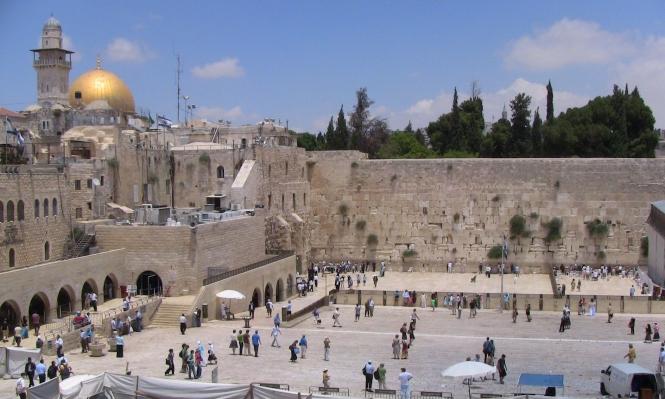 حكومة الاحتلال تصوت على خطة تهويد القدس والبلدة القديمة. اليوم