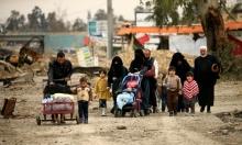 نقص بالغذاء والماء مع تصاعد معركة الموصل