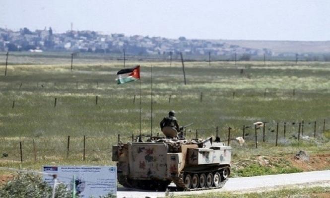 القوات المسلحـة الأردني يحبط هجوما قرب الحدود السورية