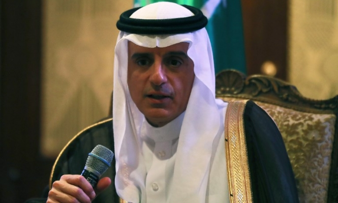 الجبير: وقف دعم حماس والأخوان المسلمين شرط لحل الأزمة