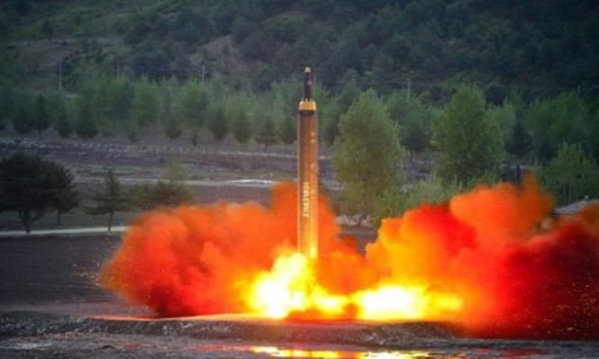 (جديد) هيئة الأركان المشتركة : كوريا الشمالية تطلق عدة صواريخ نحو بحر الشرق