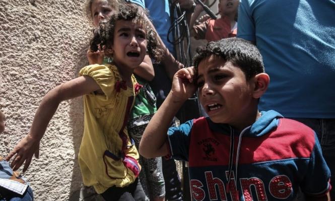 إسرائيل تستعد لعدوان جديد على غزة
