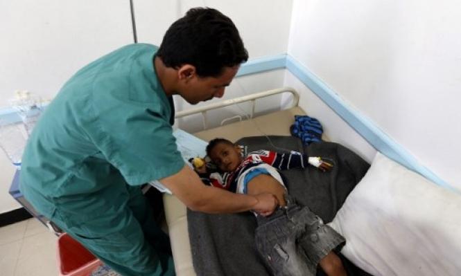 ارتفاع وفيات الكوليرا في اليمن إلى 923 حالة — الصحة العالمية