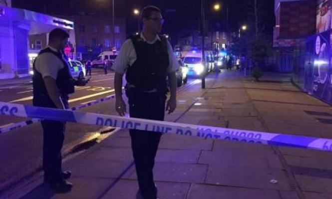 قتلى وجرحى جراء دهس مصلين خرجوا من مسجد بلندن