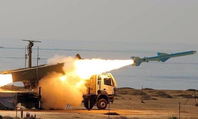 إيران تقصف دير الزور السورية ردا على هجومي طهران