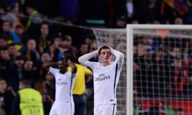 فيراتي يفكر بخطوة جديدة للانتقال إلى برشلونة
