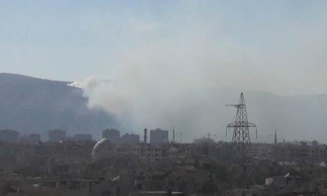 مرة أخرى: الجيش الأميركي يسقط طائرة سورية مسيرة