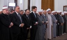 كلاكيت ثاني مرة: الأسد يصلي العيد قبل موعده في حماة