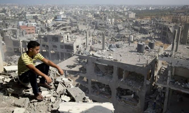 الأمم المتحدة: قطاع غزة قد يكون