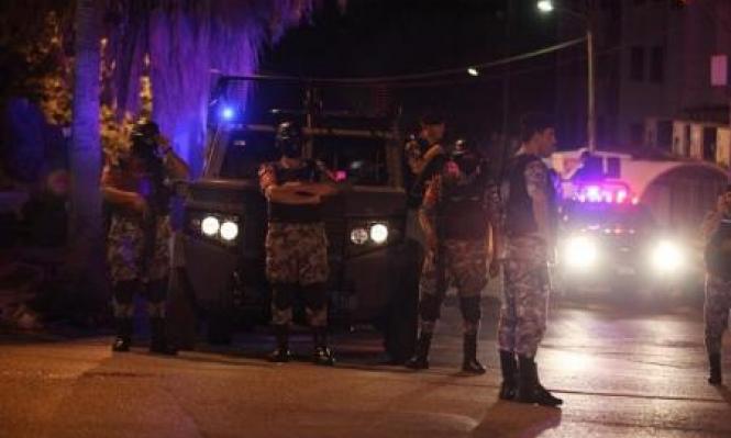 مسئول أمني إسرائيلي يصل عمان لحل أزمة