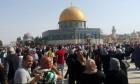 فتح باب حطة: الفلسطينيون يدخلون إلى الأقصى