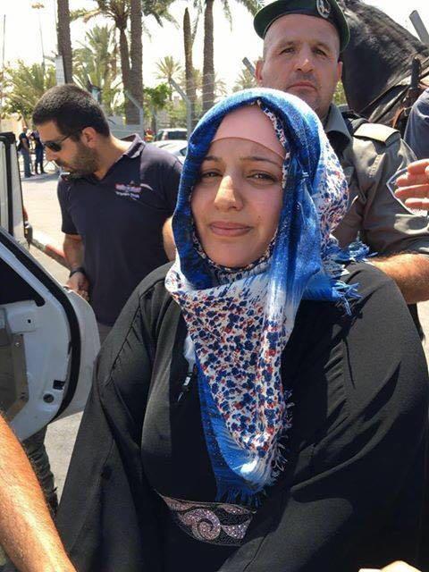 اعتقال سيدة مقدسّية بادعاء تنفيذ عملية طعن
