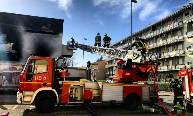 رجال الإطفاء معرضون لخطر الإصابة بالسرطان