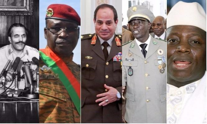 برامج البنتاغون لدعم وتدريب الحركات الانقلابية العسكرية