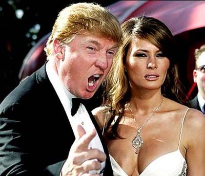 الملياردير الامريكي دونالد ترامب يفكر في الترشح للرئاسة الأمريكية