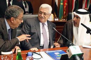 لجنة المتابعة العربية تؤيد وقف المفاوضات