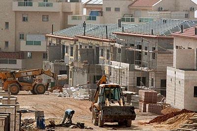البناء الاستيطاني الضفة الغربية يتضاعف 4 مرات على الأقل..