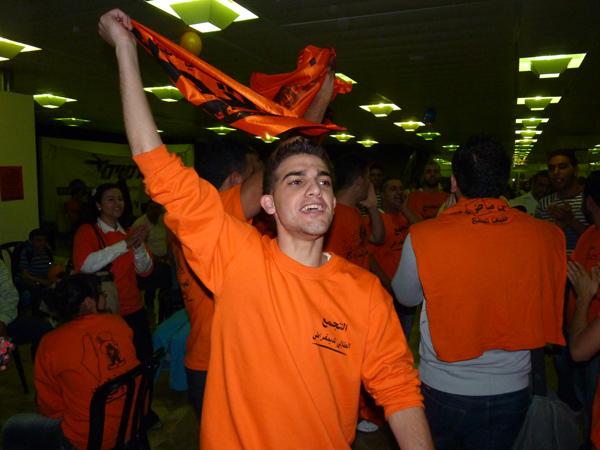 التجمع يحصل على غالبية أصوات الطلاب العرب في جامعة حيفا