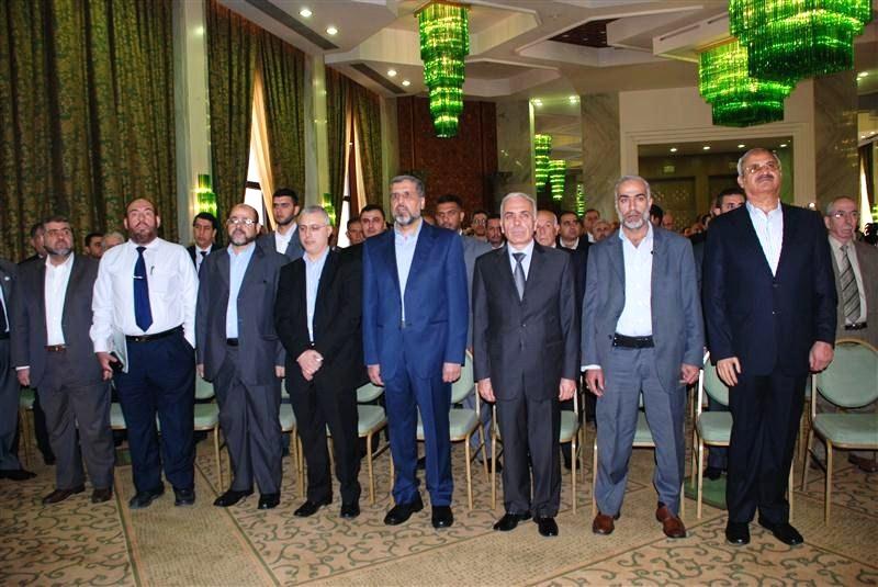 المؤتمر التأسيسي للهيئة الوطنية لحماية حقوق الشعب الفلسطيني يختتم اعماله
