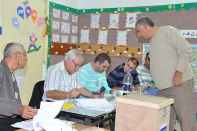 عبلين: فوز المرشح مأمون الشيخ أحمد برئاسة السلطة المحلية