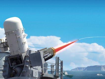 البحريّة الأمريكيّة: مدفع كهرمغناطيسيّ يطلق بخمسة أضعاف سرعة الصّوت