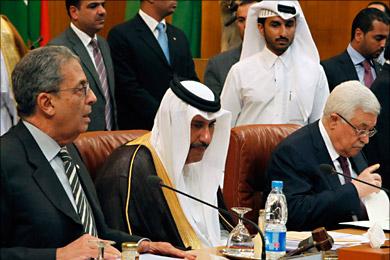لجنة المبادرة العربية تشترط استئناف المفاوضات بعرض جاد من الولايات المتحدة