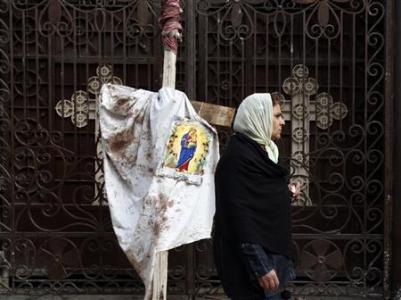 الإرهابي في تفجير الكنيسة المصرية ربما لم يكن ينوي الانتحار..