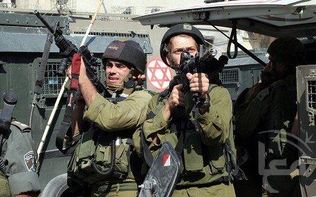 جيش الاحتلال يصيب مواطنًا من فلسطينيي الدّاخل إصابة حرجة في الرّأس