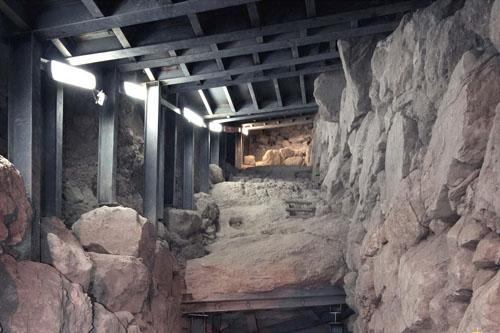 القدس: استكمال حفر نفق تحت الأرض من سلوان إلى حائط البراق