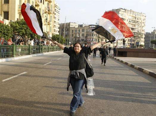 """القبض على 26 صحفيا مصريا خلال احتجاج """"يوم الغضب"""""""