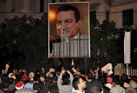 اتهام 40 محتجا في مصر بمحاولة قلب نظام الحكم