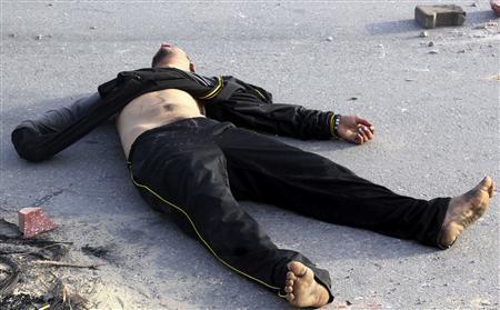 قتيل في سيناء وحريق كبير في مركز اطفاء السويس والبرادعي يصل القاهرة