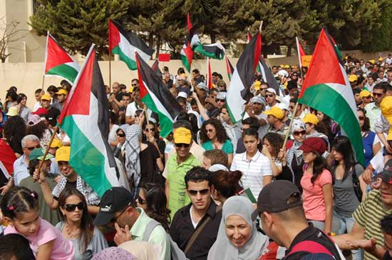 القوى الوطنية، القومية  والإسلامية في الداخل ترفض أي تفريط بالثوابت الفلسطينية