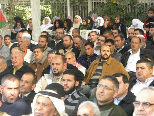 مهرجانُ الثّوابت في باقة: التّفاوض باسم فلسطينيي الدّاخل مرفوض، ولا تفريط في القدس واللاجئين والأرض