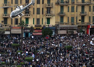 أيام الغضب: اليوم إضراب وغدا مسيرة مليونية