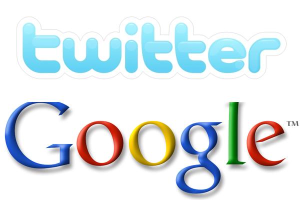 جوجل وتويتر: نحن مع الثورة المصرية!