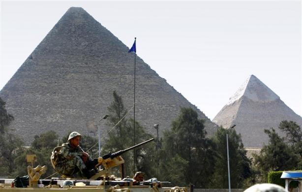 صحافة اسرائيلية: «التهديد المصري لن يزداد حتى لو تم اسقاط نظام حكم مبارك»