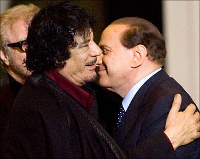 ردود فعل غربية متأخرة ومترددة على المجازر في ليبيا