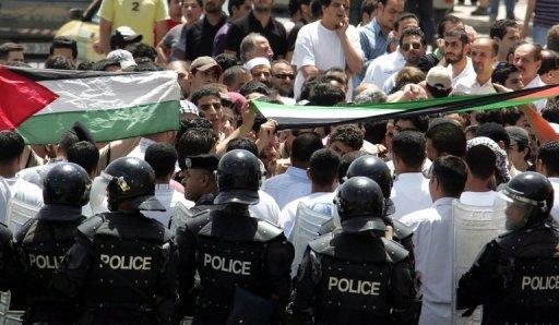 """تأهب أمني كبير في الأردن عشية """"يوم الغضب"""" الأردني"""
