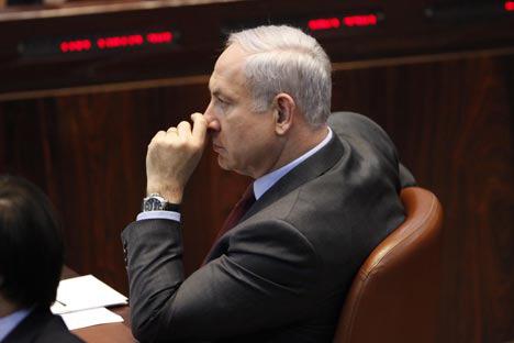 """في ظل الثورات العربية؛ نتانياهو يستعجل تحريك """"عملية السلام"""""""