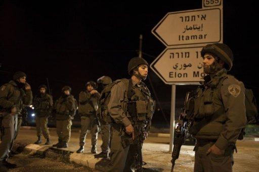 الشرطة الاسرائيلية في حالة تأهب خوفا من اعمال انتقامية للمستوطنين