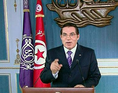تونس: بن علي أمر بقصف مدينة القصرين بالمدفعية والطائرات، والجيش رفض