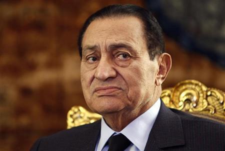 مصدر طبي: مبارك في وضع صحي مستقر ومطمئن