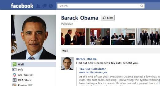 أوباما يزور فيسبوك ليتحدث عن إستراتيجيته للميزانية قبل انتخابات 2012