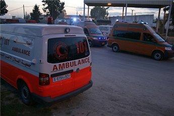 مركبة اسرائيلية تدهس مواطنا فلسطينيا قرب قلقيلية وتلوذ بالفرار
