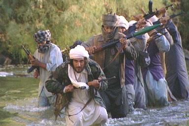 بواسطة نفق تحت السجن: 500 سجين طالباني يفرون من سجن قندهار